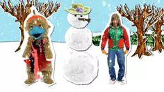 HoelaHoep liedje sneeuwsporen - YouTube