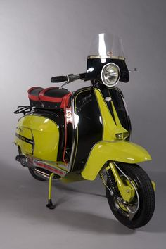 *** i just want to move to italy and drive around on one of these every day. Vespa Bike, Lambretta Scooter, Scooter Motorcycle, Vespa Scooters, Mod Scooter, Best Scooter, Italian Scooter, Motor Scooters, Bel Air