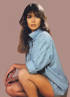 Female Celebrities when they were young - Greatest Props in Movie History Sexy Horror, Kelly Preston, Star Francaise, Luc Besson, Star Actress, Lisa Bonet, Young Celebrities, Celebs, Sophie Marceau