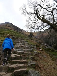 Lakes Single Mum: #CountryKids Easter hunt up Stickle Ghyll