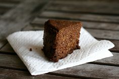 Chocolate-Clementine Cake Adapted from Nigella Lawson, via My Wheat's End