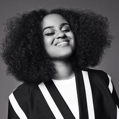 Seinabo Sey (October 7, 1990) Swedish singer and songwriter.