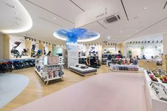 Our new parent-focused baby brand in South Korea. Marie's Baby Circle is a store that captures the joy of welcoming a new arrival into the family. List Of Household Items, Baby Store Display, Fabric Spray Paint, Interactive Walls, Before Baby, Modern Kids, Craft Stick Crafts, New Parents, Baby Shop