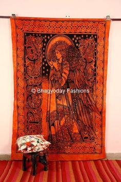 Textile Shop: OFFER ONLY 2 DAY'SAngel Tapestry Hippie Hippy Wall...