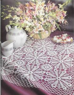 Patterns and motifs: Crocheted motif no. 1204