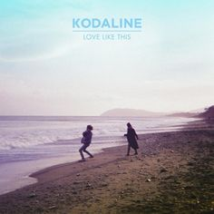 Kodaline- One of my absolute favorite covers for an album