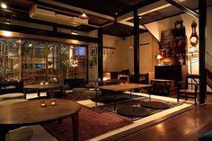 古民家、カフェ、石川/Japanese traditional house, cafe, Ishikawa