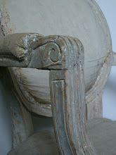 En antiksamlares blogg om svenska möbler och inredningsföremål i originalskick från tiden 1700-1850.