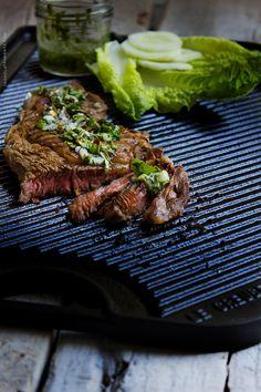 Steak a la Parilla