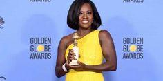 OMG! Viola Davis é a primeira atriz negra a ser indicada três vezes ao Oscar