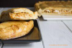 Empanada de bacalao | El recetario de mi cocina