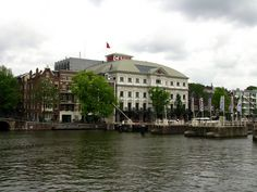 Carre theater and Amstel river, Amsterdam | Flickr - Photo Sharing!