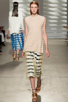 Thakoon Spring 2015 Ready-to-Wear