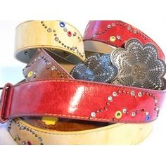 £23.50 Chupa Chups Hippy Belts. Available in Small, Medium and Large in a variety of colours
