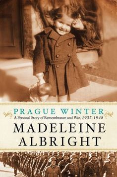 Madeleine Albright's story of growing up in Czechoslovakia and experiences in WWII.  Covers her discovering all the info about her heritage that had been hidden from her until she learned about them as an adult.    This is probably the best book I read last year.