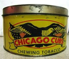 chicago cubs tobacco tin - Mozilla Yahoo Image Search Results