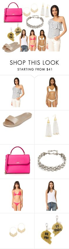 """best fashion trends"" by monica022 ❤ liked on Polyvore featuring Splendid, Soak, Adia Kibur, Kate Spade, Ben-Amun, Edie Parker and vintage"