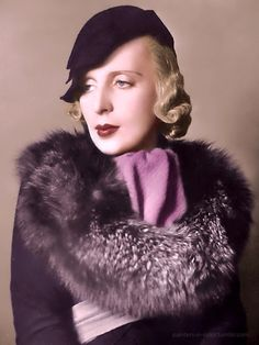 """Tamara de Lempicka (1898 – 1980) was a Polish Art Deco painter and """"the first woman artist to be a glamour star""""."""