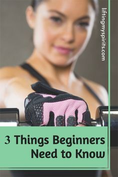 """Search for """"strength training for women"""" and you'll get overwhelmed with info quickly! Don't over think it! Here's what beginners need to focus on when they want to start lifting weights. Weight Loss Plans, Weight Loss Tips, Lose Fat, Lose Weight, Getting Back In Shape, Workout For Beginners, Strength Training, Weight Lifting, Need To Know"""