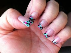 My latest nails