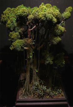 Miniature Tutorials - Jungle Trees