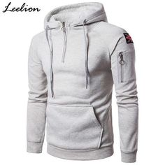 Shop guys hoodies and mens hoodies & sweatshirts at noashe. Huge selection of zip hoodies, pullover hoodies, crew neck sweatshirts, and solid hoodies from our store Hoodie Sweatshirts, Fleece Hoodie, Funny Fashion, Best Mens Fashion, Trendy Fashion, Mens Clothing Styles, Flannel Shirt, Casual, Hooded Jacket