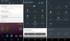 Diving into Android N: Quick Settings gets a makeover   While Android Marshmallow didnt stray too much from Lollipop visually it looks like Android N is making more significant changes in that arena. There are changes to the notification style settings UX and plenty of other little adjustments to the aesthetics with Android N. We will be detailing all these things a bit later but for this Diving into Android N feature I wanted to talk specifically about the new and improved Quick Settings…