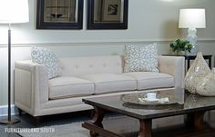 Baker Furniture Bill Sofield Wren Sofa