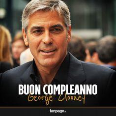 George #Clooney 06mag1961 54 anni