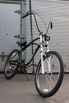 Custom Trikes, Custom Harleys, Electric Bike Kits, Cruiser Bikes, Beach Cruisers, Lowrider Bike, Chopper Bike, Bike Ideas, Motorcycle Bike
