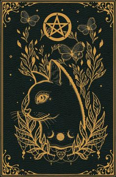 Witch Aesthetic, Aesthetic Art, Witch Wallpaper, Occult Art, Witch Art, Moon Art, Book Of Shadows, Cat Art, Art Inspo