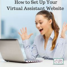 How to Set up a Virtual Assistant Website