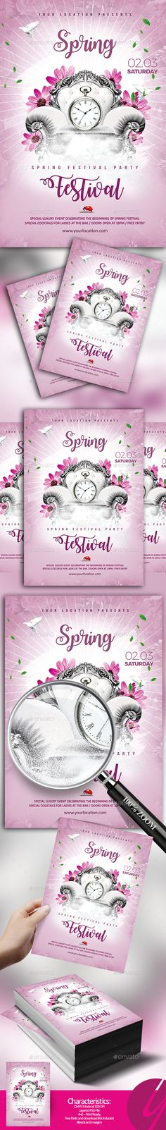 Spring Festival Parties - Clubs & Parties Events