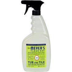 Mrs. Meyer's Tub and Tile Cleaner - Lemon Verbena- 33 fl oz