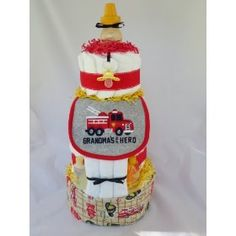 for the fireman's wife/baby