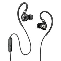 Get Fit this winter with the Black Fit 2.0 Sport Earbuds - JLab Audio Holiday Gift Guide 2015 - Best Gifts For Him