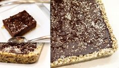 Raw Chocolate Torte with Coconut Nut crust recipe by Chef Kate!! Love all of her recipes not only because they taste good but because they are all organic and HEALTHY!