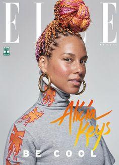 Alicia Keys ELLE cover