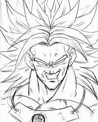 Resultado De Imagen Para Como Dibujar Goku Dibujos Goku A Lapiz Dibujo De Goku