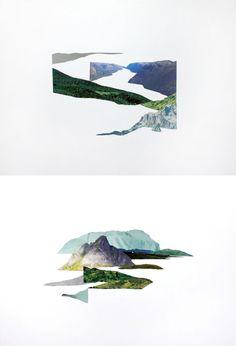 Geografías y a veces ni eso / Geography and sometimes not even that / by Escuela de Cebras