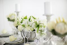 Romantic wedding in green and white by Splendid Affairs www.blog.splendidaffairs.co.za Photography by Christiaan David Photography