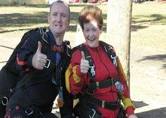 http://www.dontcallmegrandma.com/2015/11/09/grandmother-get-exited-for-skydiving/ #DontCallMeGrandma