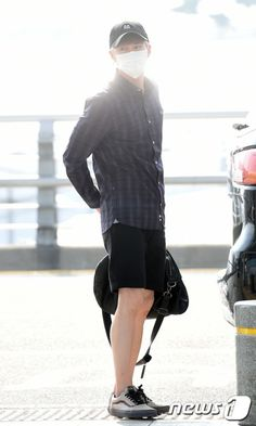 160824 EXO Suho | Incheon Airport to Shenzhen