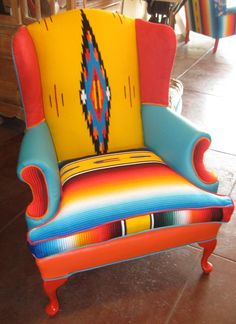 Not a chair that we sell but at Accents of Salado we love it.