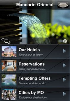 Affluent travelers turning to mobile apps for their needs