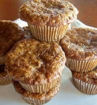 Gluten-Free / Dairy-Free Morning Glory Muffin Recipe;   http://glutenfreecooking.about.com/od/glutenfreebreads/r/glutenfreemorningglorymuffinrecipe.htm