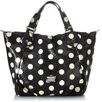 MARC by Marc Jacobs Dotty Snake Fran Faux Leather Tote