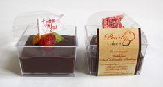 Varlhona Pudding by Pearlycakes.com