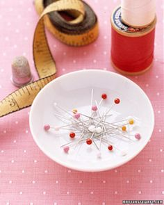 """See+the+""""Magnetic+Pin+Dish""""+in+our+Good+Things+for+Sewing+gallery"""