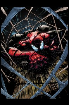 #Superior #Spiderman #Fan #Art. (Superior Spider Man) By: xXNightblade08Xx. ÅWESOMENESS!!!™